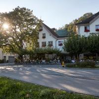 Parkhotel Schwert, hotel in Weesen