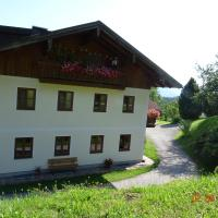 Ferienwohnung Löffelberger, hotel in Hallein
