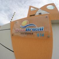 Brisa Brasil Residence, hotel in Praia do Futuro, Fortaleza