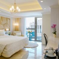 Qbic City Hotel, hotel in Larnaca