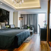 Qbic City Hotel, отель в Ларнаке