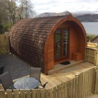SeaviewPod and hot tub