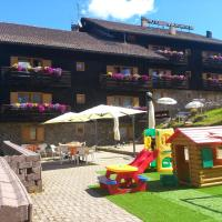 Hotel Margherita, hotel v Livignu
