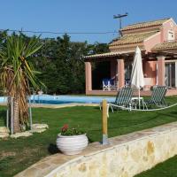 Villa Filia, Hotel in Almiros Beach