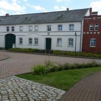 Pension Belau's Hof, Hotel in Stendal