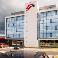 Grid Hotel, hôtel à Brno