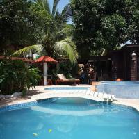 Posada Las Iguanas, hotel in Tela