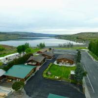 Soap Lake Natural Spa and Resort, hotel in Soap Lake