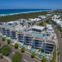 White Shells Luxury Apartments, hotel em Marcoola