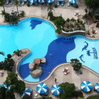Grand Jomtien Palace Hotel, hotel in Jomtien Beach