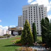 Hotel Complex Luchesa, hotel in Vitebsk