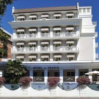 Hotel de France, hotel in Rimini
