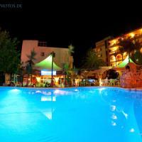 Mini Golf Apartments, hotel v destinácii Canyamel