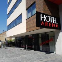 Hotel Arena, hotel Nagyszombaton
