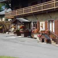 La ferme du Mont-Blanc, hotel in Combloux