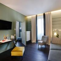 Stendhal Luxury Suites, hotel in Trevi, Rome