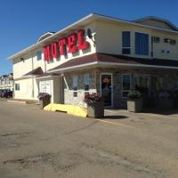 Western Budget Motel Peace River, hotel in Peace River