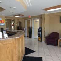 Western Budget Motel #1 & 2 Whitecourt, hotel em Whitecourt