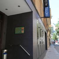 Hotel Alguer Camp Nou, Hotel im Viertel Les Corts, Barcelona