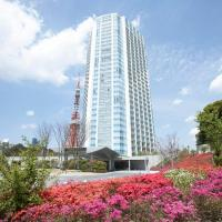 The Prince Park Tower Tokyo, hotel in Minato, Tokyo