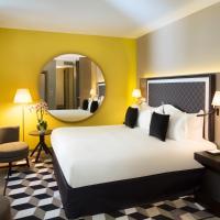 Boutique Hotel Des XV、ストラスブールのホテル