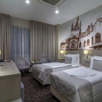 Košice Hotel: Košice, Kosice Uluslararası Havaalanı - KSC yakınında bir otel