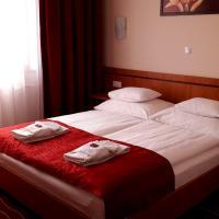 Diana Club Hotel, отель в Будапеште