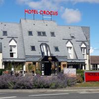Hôtel Crocus Caen Mémorial, hotel v Caen