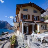 Cima La Spiaggetta, hotell i Porlezza