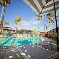 Ocean Villa Inn, hotel in Ocean Beach, San Diego