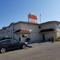 Western Budget Motel #1 Red Deer, hotel em Red Deer