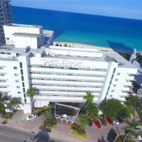 MiamiBeachFront with Pool WIFI & Cheap parking