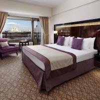 Crowne Plaza Moscow World Trade Centre, an IHG Hotel, hotel in Moscow