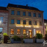 Müller! Das Weingut & Weinhotel, Hotel in Hammelburg