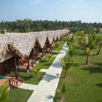 Symphony Palms Beach Resort And Spa, hotel in Havelock Island
