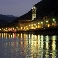 Al ponte vecchio, hotell i San Pellegrino Terme