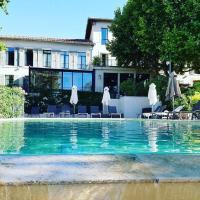 Les Lodges Sainte-Victoire & Spa, hôtel à Aix-en-Provence