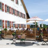 Auberge Chez l'Assesseur - Mont-Soleil, hotel in Saint-Imier