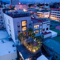 Hotel Presidente, Hotel in San José