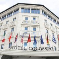 Hotel Colosseo Tirana, hotel v destinaci Tirana