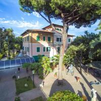 Albergo Battelli, hotell i Marina di Pietrasanta