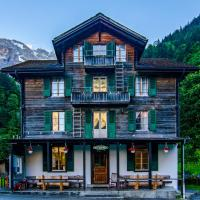 The Alpenhof Mountain House