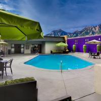 Best Western Plus Boulder Inn, hotel in Boulder