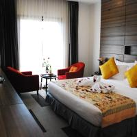 Family Boutique Hotel, hotel in Vientiane