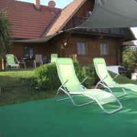Blockhaus Familie Raidl, Hotel in Riegersburg