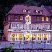 Hotel Garni Aich, hotel in St. Blasien