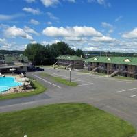 Daigle's Motel, hotel em Saint Leonard