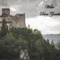 Willa Dwa Zamki – hotel w Czorsztynie