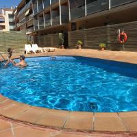 Hotel Flora Parc, hôtel à Castelldefels