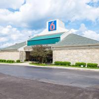 Motel 6-Columbus, OH - OSU, hotel in Columbus